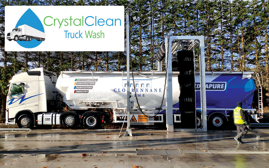 Truck Wash Page